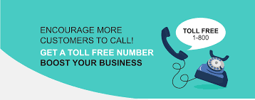 toll-free number for small business